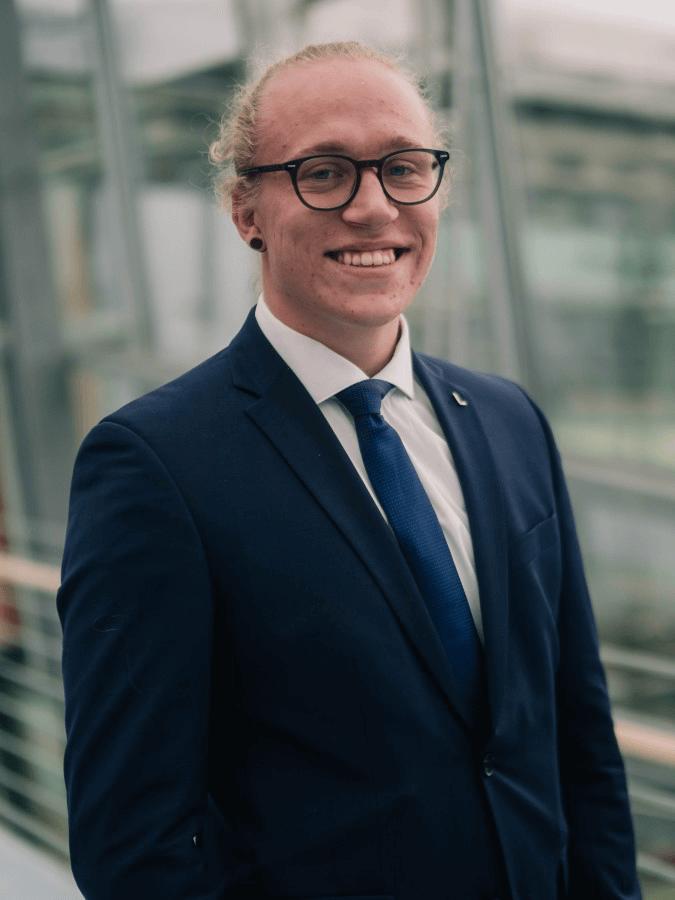 Jakob Konrad, Vorstandsvorsitzender